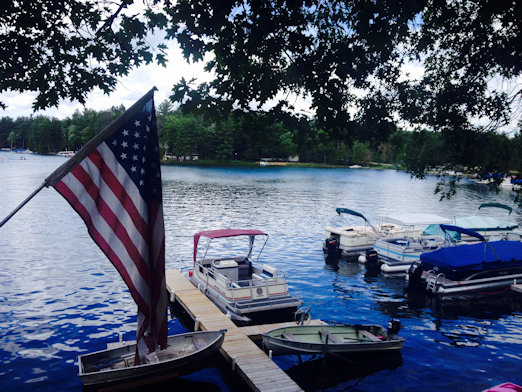 Clear Lake Resort Boat Slip Rental