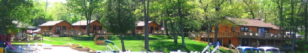 Clear Lake Resort - Cabins & Boat Rental