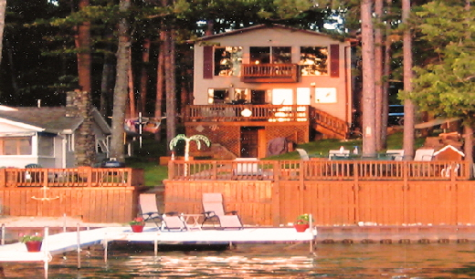 Lake Front Home  - Cabin Eleven