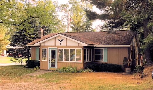 Clear Lake View Rental Home Cabin Eight- Three Bedroom